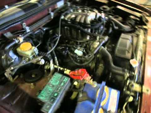 hqdefault wrecking 2001 nissan pathfinder, 3 3 v6, vg33, r50 (j13263) youtube vg33 engine wire harness at mr168.co