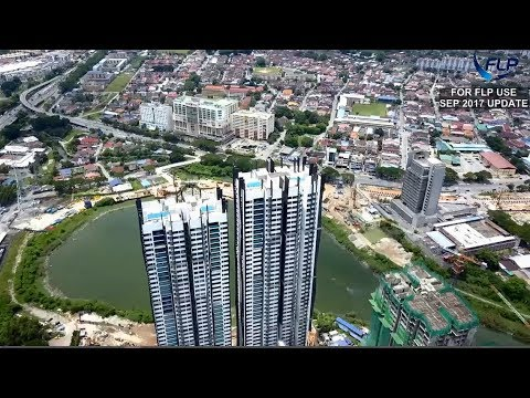 [BIRD VIEW VOL 4] LAKEVILLE RESIDENCE by Mah Sing Group 9/2017