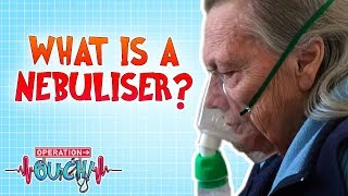 What Is a Nebuliser?   Operation Ouch   Science for Kids