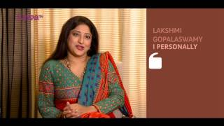 I Personally - Lakshmi Gopalaswamy - Part 1 - Kappa TV