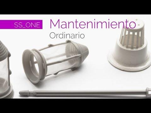 SS_ONE DENTAL UNIT - SIMPLE & SMART ITALIA - MANTENIMIENTO ORDINARIO