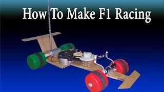 [TUTORIAL] DIY Formule 1-raceauto met afstandsbediening, Hoe maak f1 RC