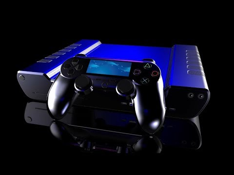 PS5 | Playstation 5 New Console Design, Touchscreen Controller & PS6 Release Date | PS5 News