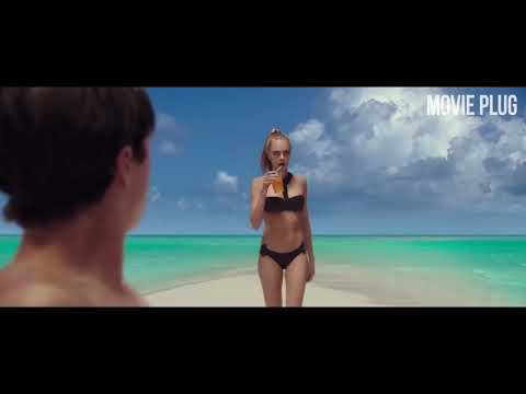 VALERIAN - Beach scene - CARA DELEVINGNE - Valerian And The City Of A Thousand Planets