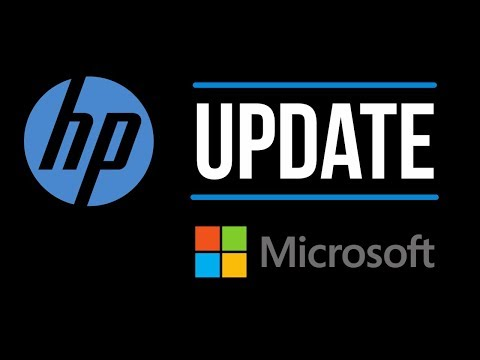 How To Update Windows On HP Computer/ Laptop 2019