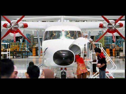 Aircraft made in Indonesia N219- Pesawat Terbaru buatan Indonesia