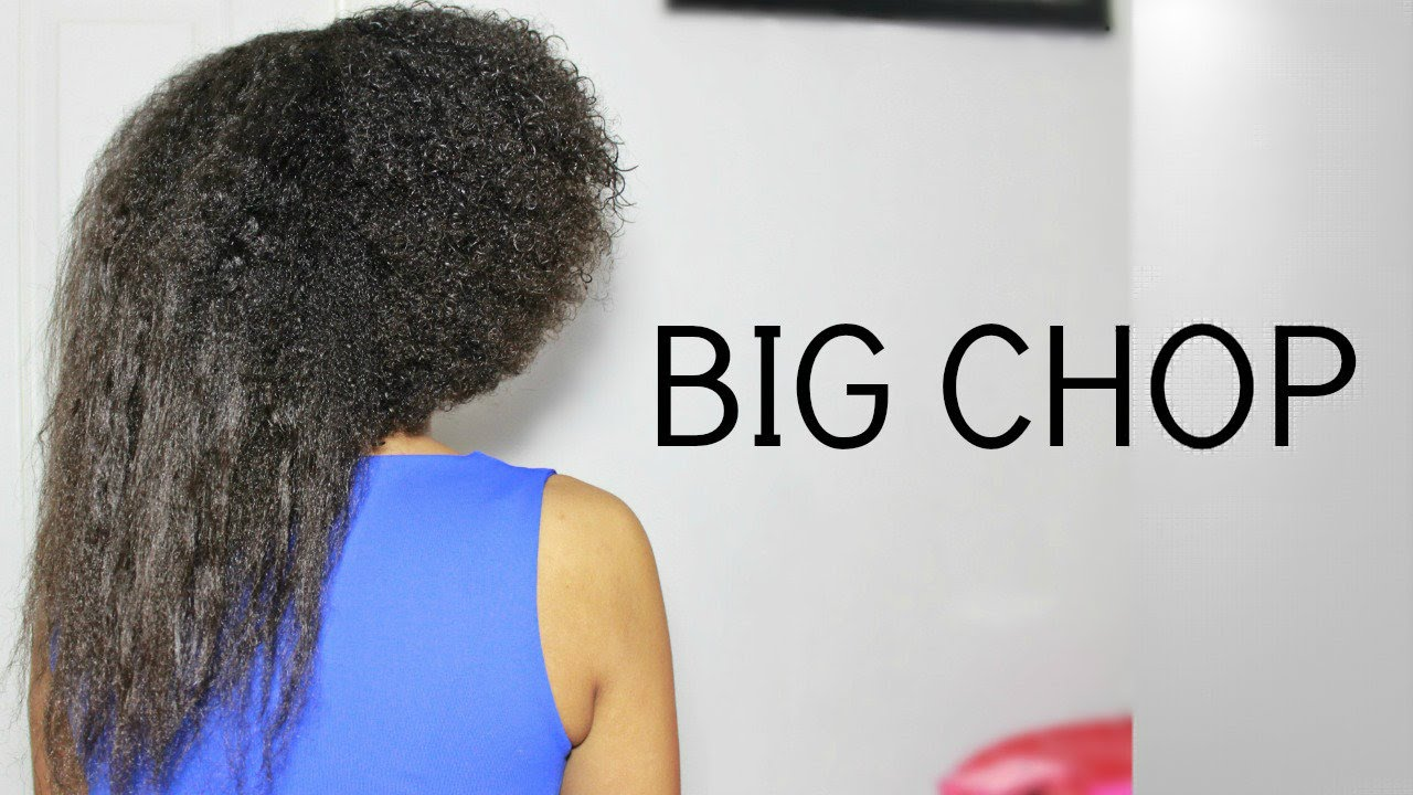 Natural Hair Big Chop Hairstyles