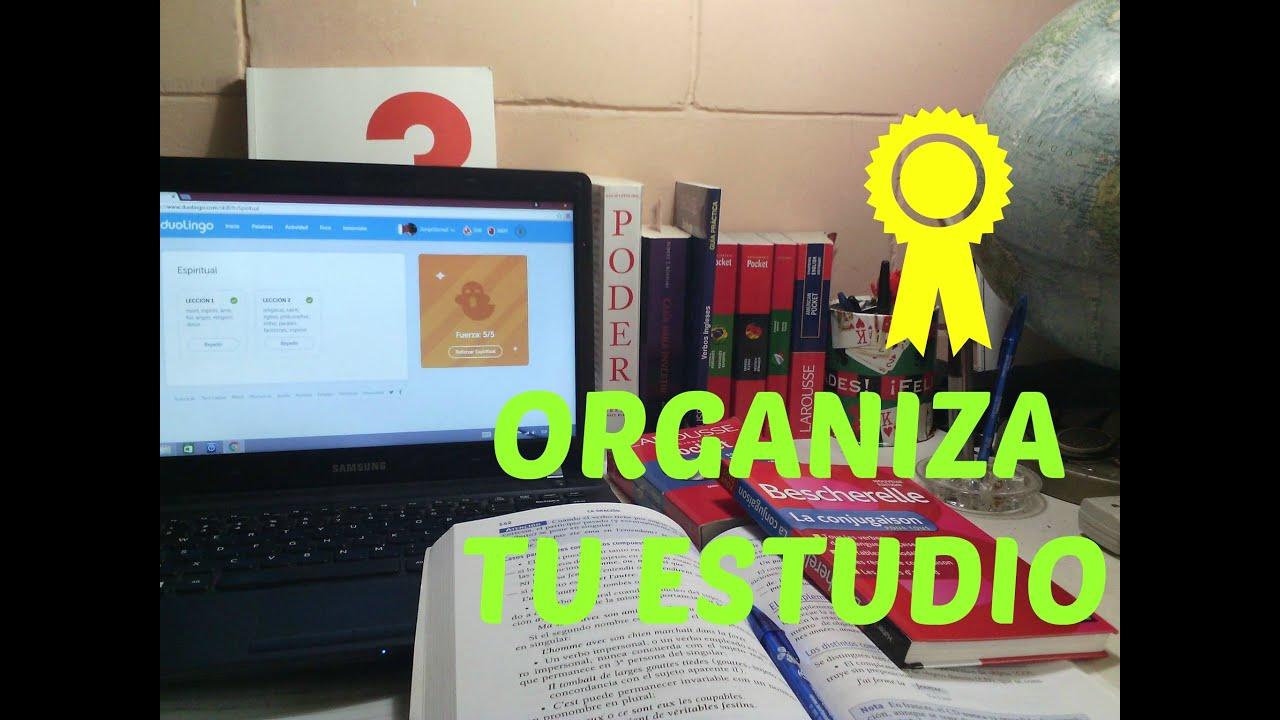 Libros De Idiomas + Consejo Para Organizar Tu Estudio