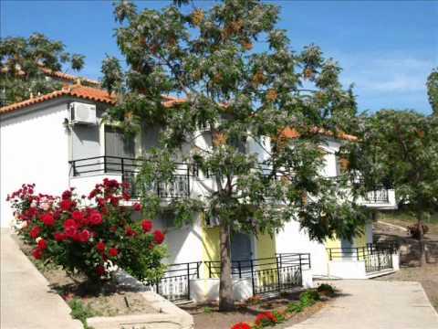 Hotel Panorama - Lesbos, Řecko