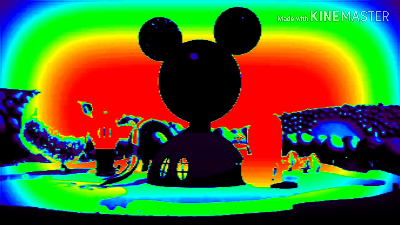 Mickey Mouse Clubhouse Theme Song In My G-Major 200 (Newer ...