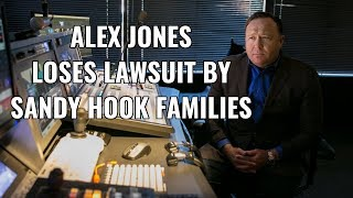 Alex Jones Loses Lawsuit By Sandy Hook Families thumbnail
