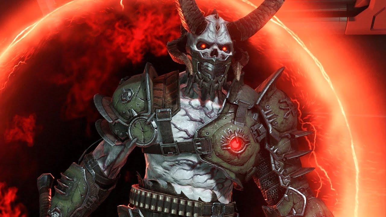 Doom Eternal Marauder Boss Fight Walkthrough Youtube