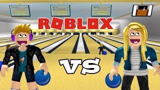 Bowling In Roblox STRIKE!!! RoBowling Bowling Alley