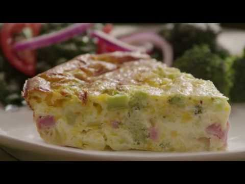 Easy Quiche Recipe - How to Make Quiche