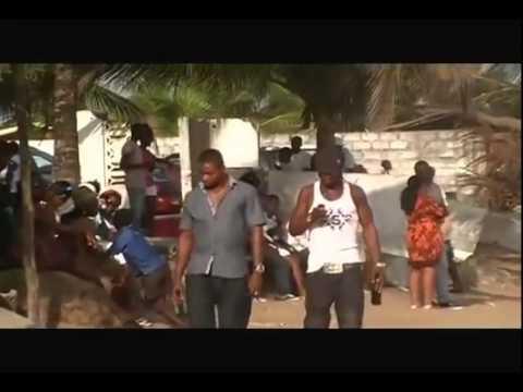 BEACH LIFE IN LIBERIA   - AfricantalentTV