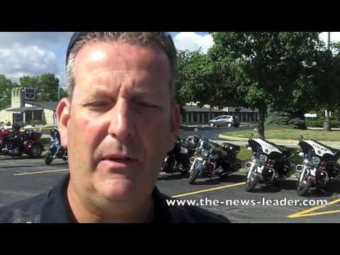 Final 9/11 Memorial ride departs Macedonia