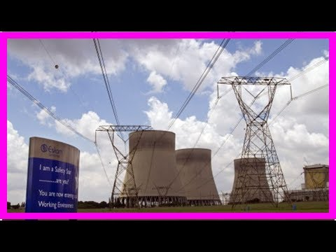 Breaking News   South Africa's Eskom says facing coal shortages at 7 power plants