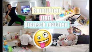 Kämpfen mit Papa 😂 | Leona schminkt sich | Rossmann & Filofax Haul | Isabeau