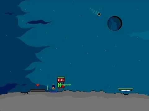 Game maker lunar lander (preview & download) youtube.