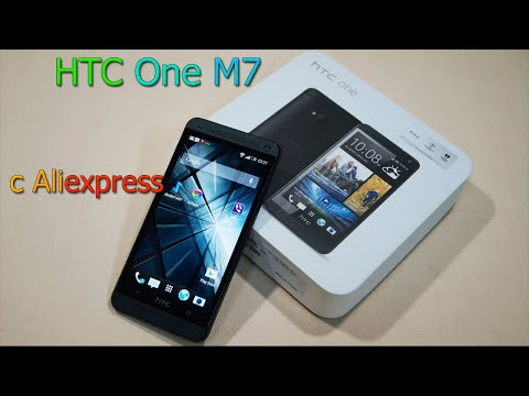 Обзор HTC One M7 с Aliexpress