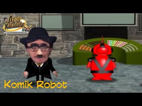 Acar Kafadarlar - Komik Robot