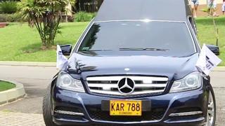 Carroza Fúnebre   Mercedes Benz C200
