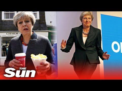 Theresa May's most memorable moments as PM