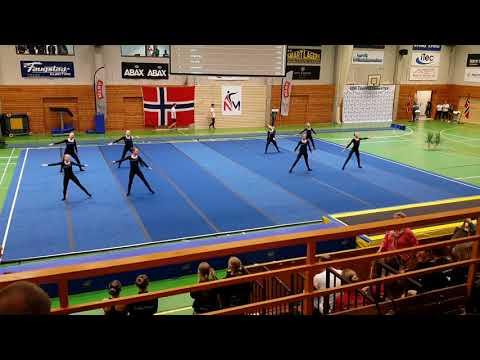 Oslo Frittstående Jr. Jenter - NM Nasjonale Klasser Stavern 2018