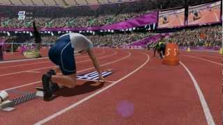 London 2012 Olympic Games The Video Game - PC Gameplay