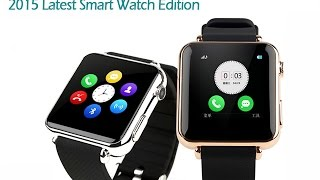 "iRadish Y6 1.54"" HD Display Bluetooth Smart Watch Phone for Apple iOS & Android Smart Phone Review"