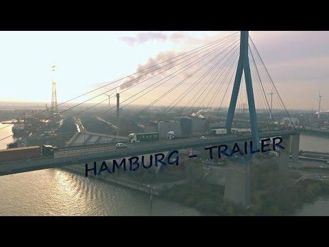 Container transport | Hamburg | Trailer 2016