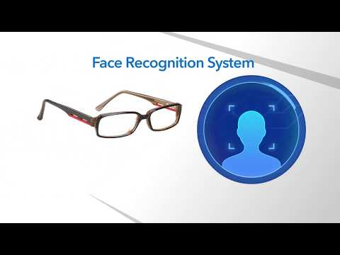 New Smart Eyeglass Having  Face Recognition System{English}.