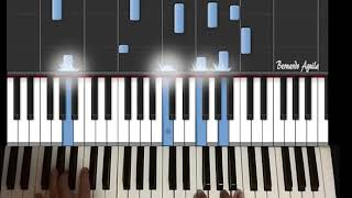 Apache Piano Tutorial Cover