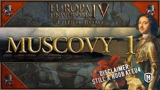 MAKE RUSSIA GREAT AGAIN | Muscovy #1 - Third Rome DLC | Europa: Universalis IV Gameplay