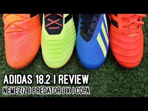 ADIDAS 18.2   NEMEZIZ, PREDATOR, X, COPA   UNBOXING & REVIEW 🔥