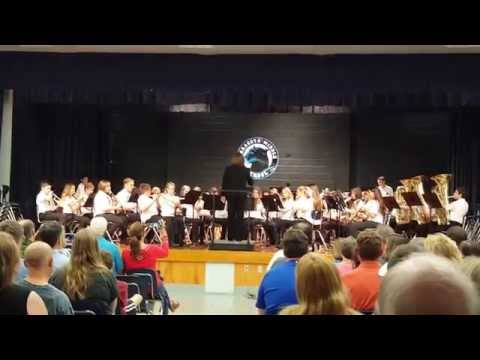 Sarasota Middle School Band - Best of John Williams