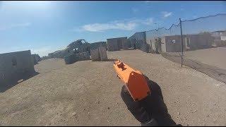 Airsoft in April Ghetto blaster & L85  kill streaks