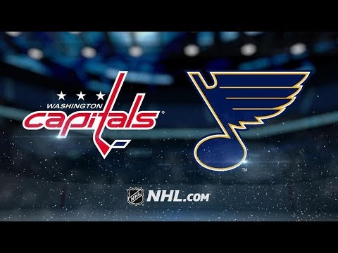 Washington Capitals vs St. Louis Blues | Jan.03, 2019 | Game Highlights | NHL 2018/19 | Обзор матча