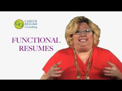 How To Create A Functional Resume   Career Resume Consulting  How To Create A Functional Resume