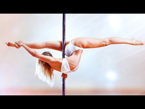Strong Girls - Pole Dance Athletes - Hard Sport