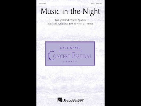 Music in the Night - Music by Victor C. Johnson