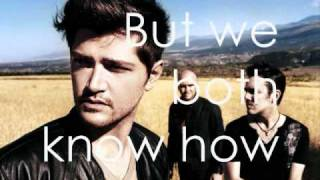 The Script for the first time With lyrics & Download!
