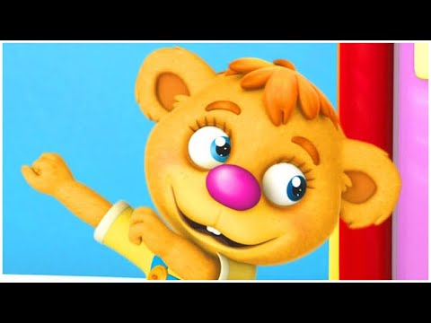 Teddy Bear   Cartoon for kids   Cuddly toys for kids   Compilation   Everythings Rosie