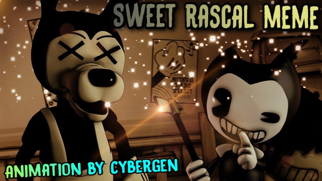 Sfm Batim Sweet Rascal Meme Animation Bendy And