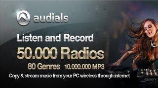 Audials - Listen To & Record Internet Radio