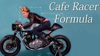 Cafe Racer (How to calculate the proportions of your Bike) Part 2