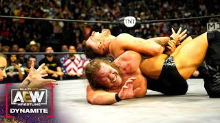 Was Chris Jericho Successful in Labour #5 Against MJF? | AEW Dynamite, 8/18/21