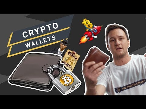 How to create cryptocurrency wallet? Crypto storage, wallet types, specifications