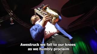JERRY OMOLE AND 1NATION BAND - INDESCRIBABLE (medley)