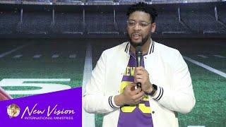 Pass Interference / Pastor Dexter Upshaw Jr.